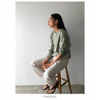 トゥデイフル(TODAYFUL)のT01221/TODAYFUL Slub Cotton Long T-Shirt(Tシャツ(長袖/七分))