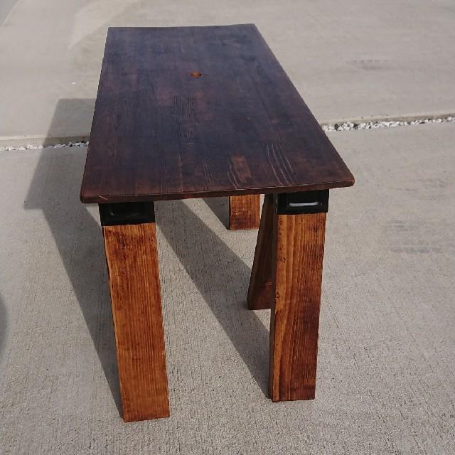 Coleman(コールマン)のソーホース(作業台、棚) インテリア/住まい/日用品の机/テーブル(アウトドアテーブル)の商品写真