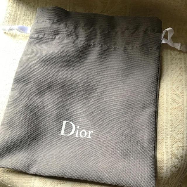 Dior(ディオール)のDior 巾着 レディースのファッション小物(ポーチ)の商品写真