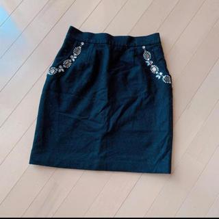 レディー(Rady)のRady ポケットビジューウールスカート(ミニスカート)