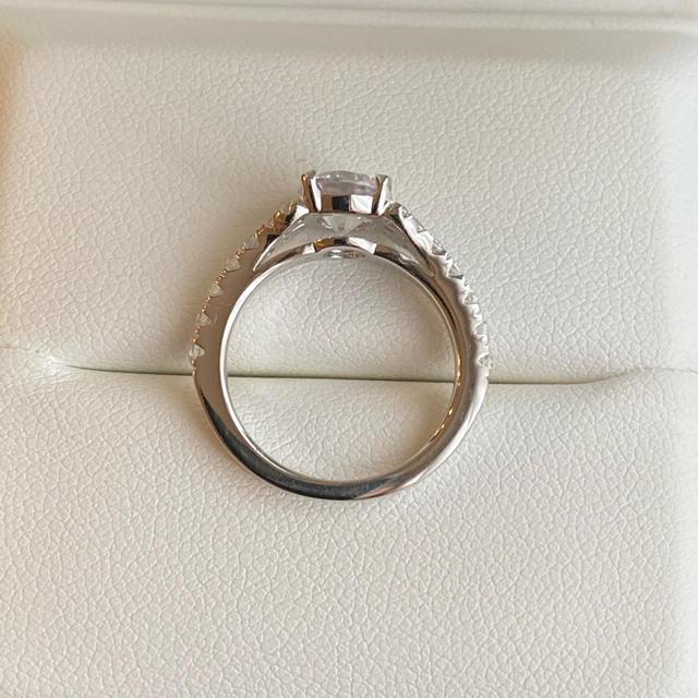FOXEY(フォクシー)の最高級 人工ダイヤモンド sona diamond  リング レディースのアクセサリー(リング(指輪))の商品写真