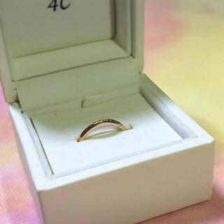 ヨンドシー(4℃)の4℃ リング (リング(指輪))