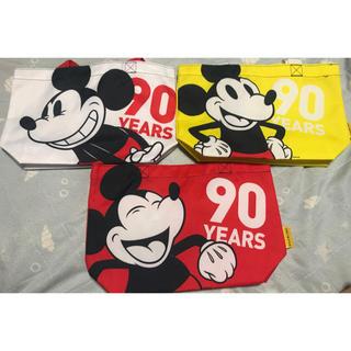 ミッキーマウス(ミッキーマウス)のキリンレモン90周年ミッキートートバッグ 3個セット(トートバッグ)