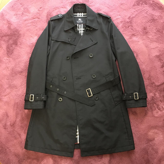 BURBERRY BLACK LABEL - BURBERRY BLACK LABEL コート