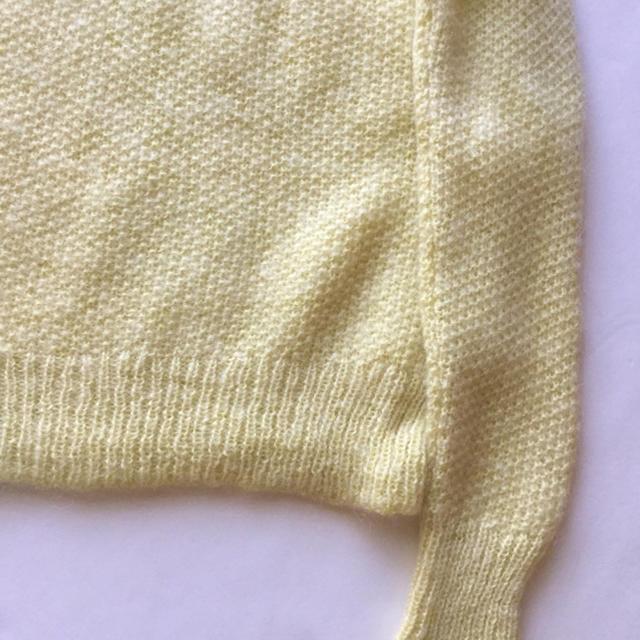 TOMORROWLAND(トゥモローランド)のほぼ新品♡トゥモローランド きれい色ローゲージモヘヤロングニットプルオーバー レディースのトップス(ニット/セーター)の商品写真