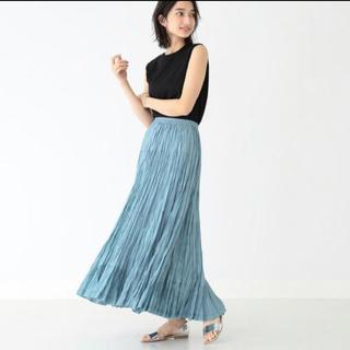 BEAMS - 【未使用】MARIHA マリハ 草原の虹のスカート
