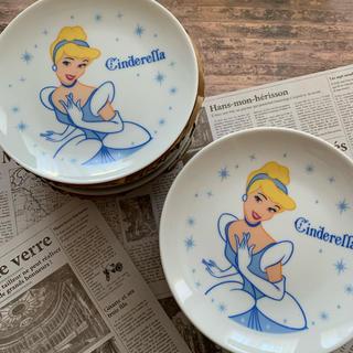 Disney - ディズニープリンセス 小皿 新品未使用品 計12枚