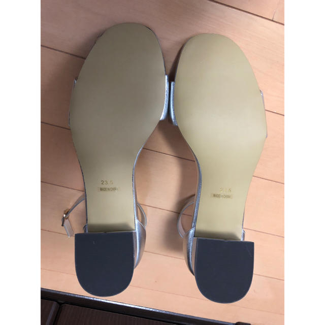 green label relaxing(グリーンレーベルリラクシング)の★FFC ベルトチャンキーサンダル レディースの靴/シューズ(サンダル)の商品写真