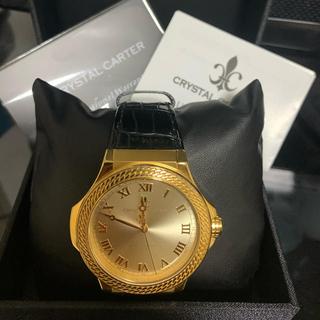 アヴァランチ(AVALANCHE)のアヴァランチ・クリスタルカーター 時計(腕時計(アナログ))