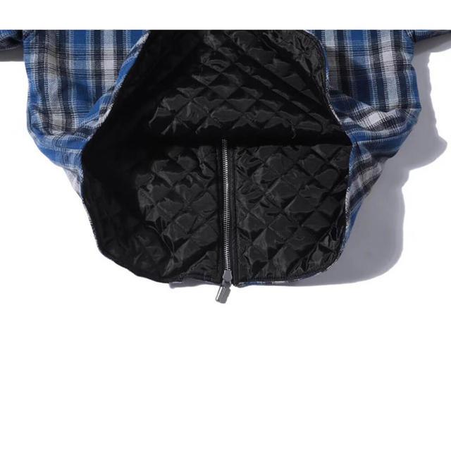 FEAR OF GOD(フィアオブゴッド)のURKOOL HOODED FLANNEL JACKET メンズのジャケット/アウター(ブルゾン)の商品写真