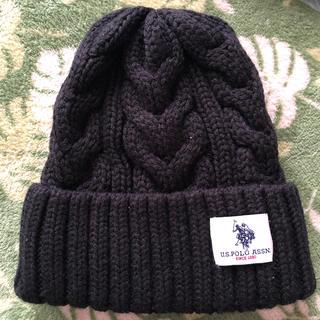 ポロラルフローレン(POLO RALPH LAUREN)のUS POLO ニット帽(ニット帽/ビーニー)