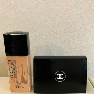 クリスチャンディオール(Christian Dior)のクリスチャンディオール  リキッドファンデーション(ファンデーション)
