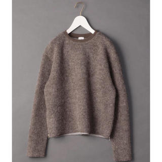 BEAUTY&YOUTH UNITED ARROWS - <6(ROKU)>PILE ZIP PULLOVER/カットソー