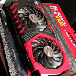 msi GTX1080 8GB