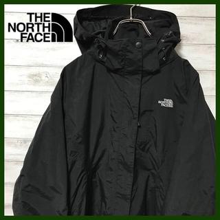 THE NORTH FACE - USA企画ノースフェイス★ハイベント マウンテンパーカー ジャケット ブラック
