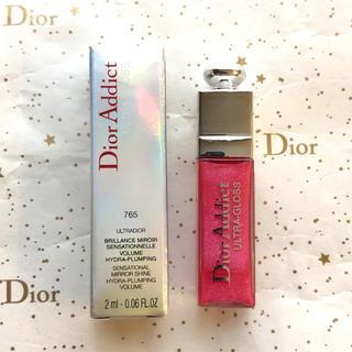 クリスチャンディオール(Christian Dior)の【新品】ディオール★ミニグロス(リップグロス)