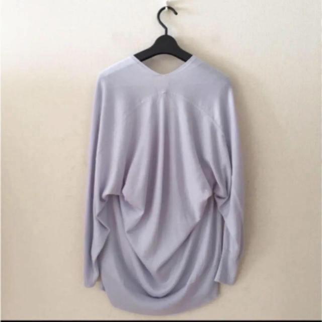 Andemiu(アンデミュウ)のandemiu❤︎春色❤︎デザインニット レディースのトップス(ニット/セーター)の商品写真