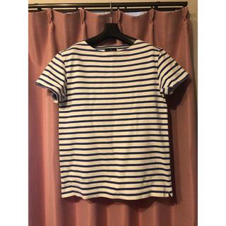 ルミノア(Le Minor)のルミノア Le Minor ボートネックtシャツ(カットソー(半袖/袖なし))