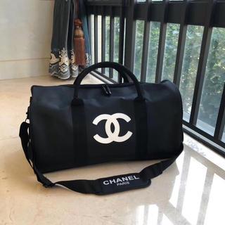 CHANEL - シャネル 旅行バッグ ジム トレーニング ノベルティ 白ロゴ
