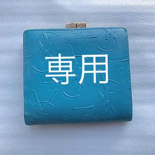 Saint Laurent - 未使用品)イブサンローラン 財布