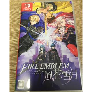 Nintendo Switch - ファイアーエムブレム 風花雪月