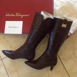 Ferragamo - フェラガモ   ブーツ