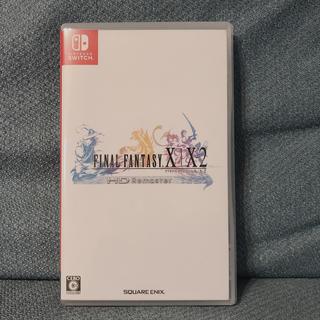 Nintendo Switch - 蒼様専用!ファイナルファンタジーX/X-2 HD リマスター Switch