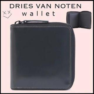 DRIES VAN NOTEN - dries van noten 19AW zip wallet