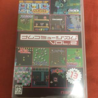 プレイステーションポータブル(PlayStation Portable)のナムコミュージアム Vol.2 PSP(携帯用ゲームソフト)