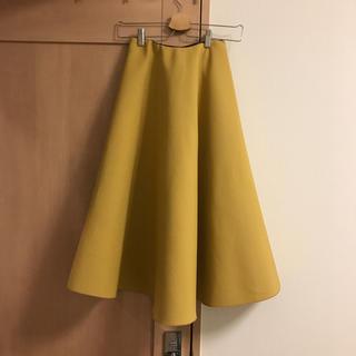 ZARA - バースデーバッシュ ボンディングスカート