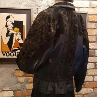 ヴィンテージレザージャケット ブラック