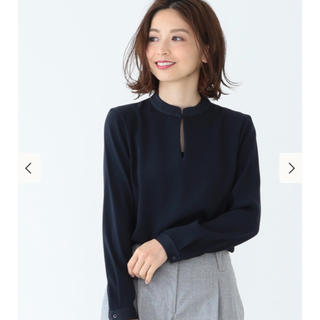 Demi-Luxe BEAMS - 新品未使用タグ付き☆デミルクスビームス☆ブラウス