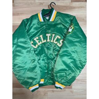 Majestic - セェルティックス NBA ジャケット Celtics