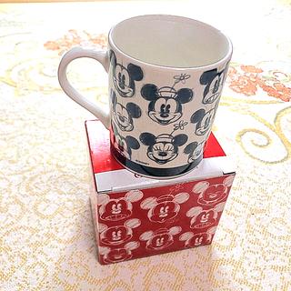 Disney - Disneyマグカップ(ミッキー&ミニー) 日本製