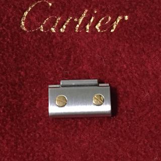 カルティエ(Cartier)のカルティエ サントス カルベLMコマ(金属ベルト)