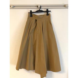 トゥモローランド(TOMORROWLAND)のMACPHEE スカート(ロングスカート)