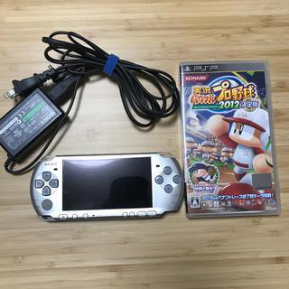 プレイステーションポータブル(PlayStation Portable)のPSP 3000本体(携帯用ゲームソフト)