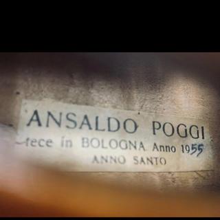 Ansaldo Poggiのバイオリン