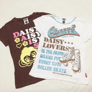DAISY LOVERS - DAISY LOVERS デイジーラバーズ 140 Tシャツ 半袖 トップス