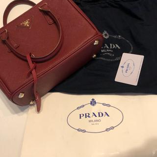 PRADA - PRADA サフィアーノ バック