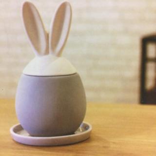 ウサギ型 加湿器 気化式