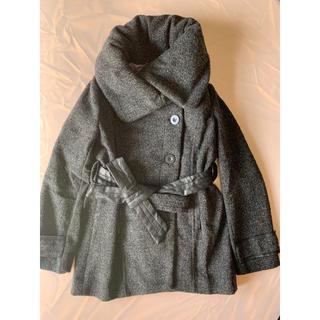 セシルマクビー(CECIL McBEE)のセシルマクビー 黒のコート(その他)