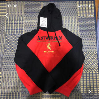Balenciaga - vetements champion hoodie