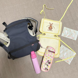 Aprica - Aprica抱っこ紐 調乳用ステンレスボトル ベビーカー保冷シート