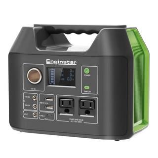 新品 Enginstar ポータブル電源 PSE認証済 110000mAH
