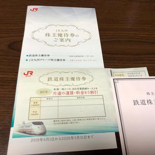 JR - JR九州の株主優待
