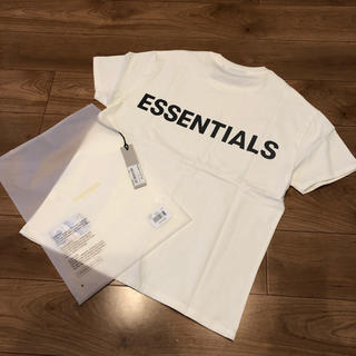 FEAR OF GOD - FOG fear of god essentials  Tシャツ