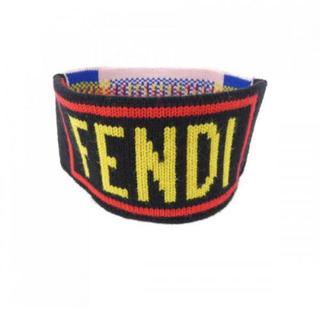 フェンディ(FENDI)のFENDI ヘアバンド 値下げあり(ヘアバンド)