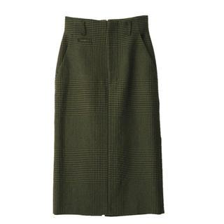 DEUXIEME CLASSE -  YLEVE イレーヴ GLENCHECK TWEED スカート