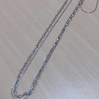 ブルーム(BLOOM)のブルームロングネックレス(ネックレス)